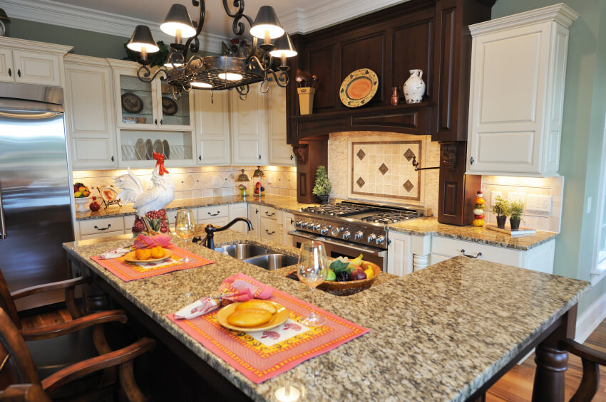 84 Custom Luxury Kitchen Island Ideas amp Designs Pictures : iStock000007757846Small from www.homestratosphere.com size 850 x 565 jpeg 130kB