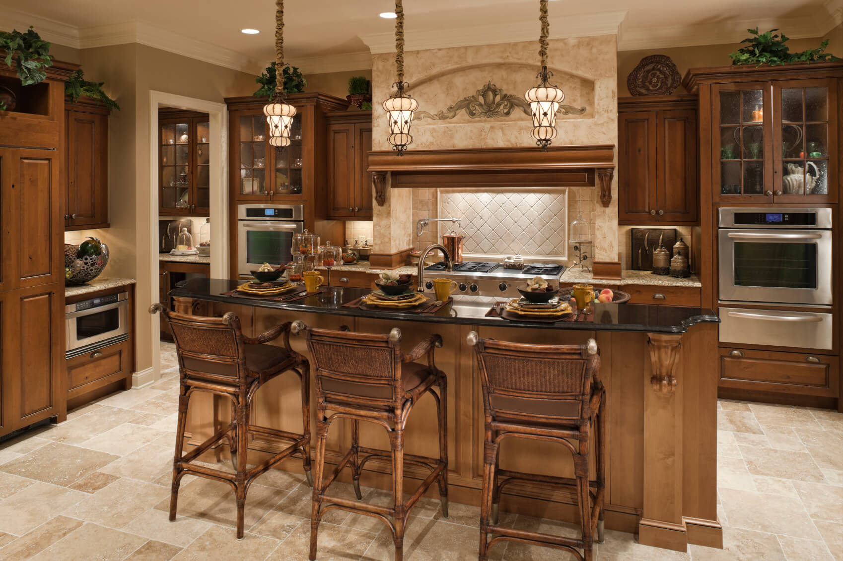 Traditional Kitchen Styles 48 Luxury Dream Kitchen Designs Worth Every Penny Photos