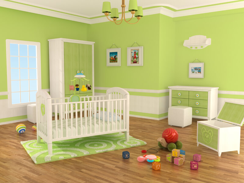 28 neutral baby nursery ideas themes designs pictures for Nursery theme ideas