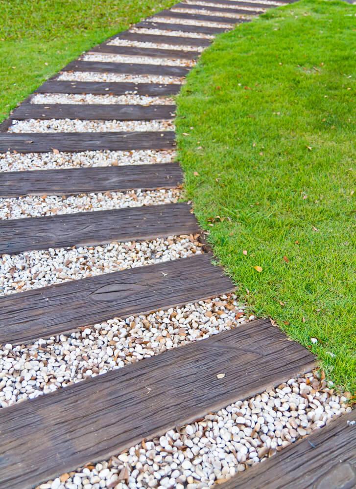 65 walkway ideas designs brick flagstone wood