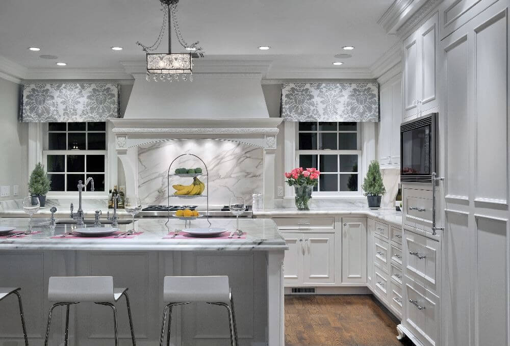 White Kitchen Interior Design 41 white kitchen interior design & decor ideas (pictures)