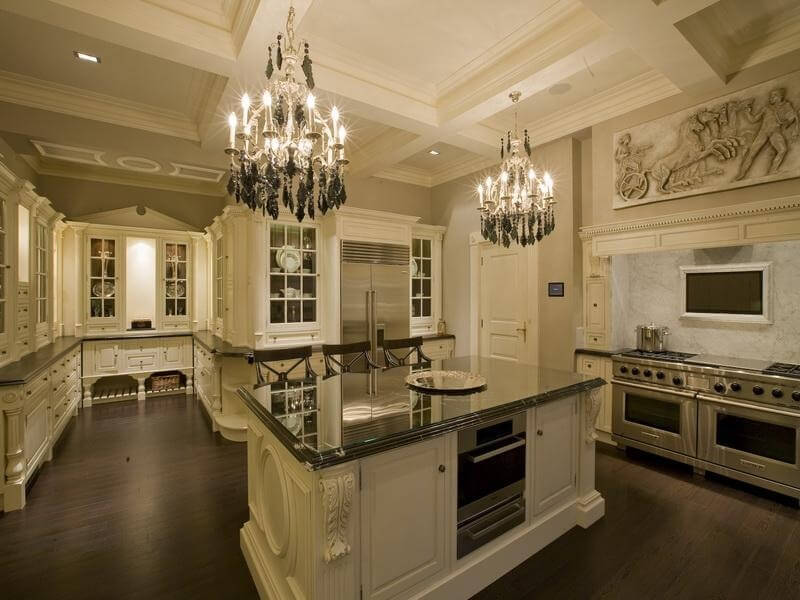 Luxury Kitchens That Cost More Than Incredible