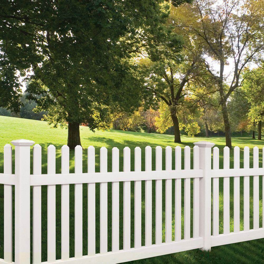 Fence Gate Design Ideas: 75 Fence Designs And Ideas (BACKYARD & FRONT YARD