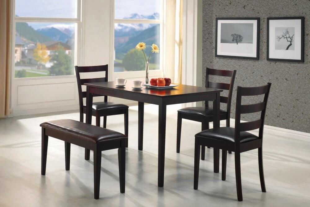26 Big Amp Small Dining Room Sets With Bench Seating