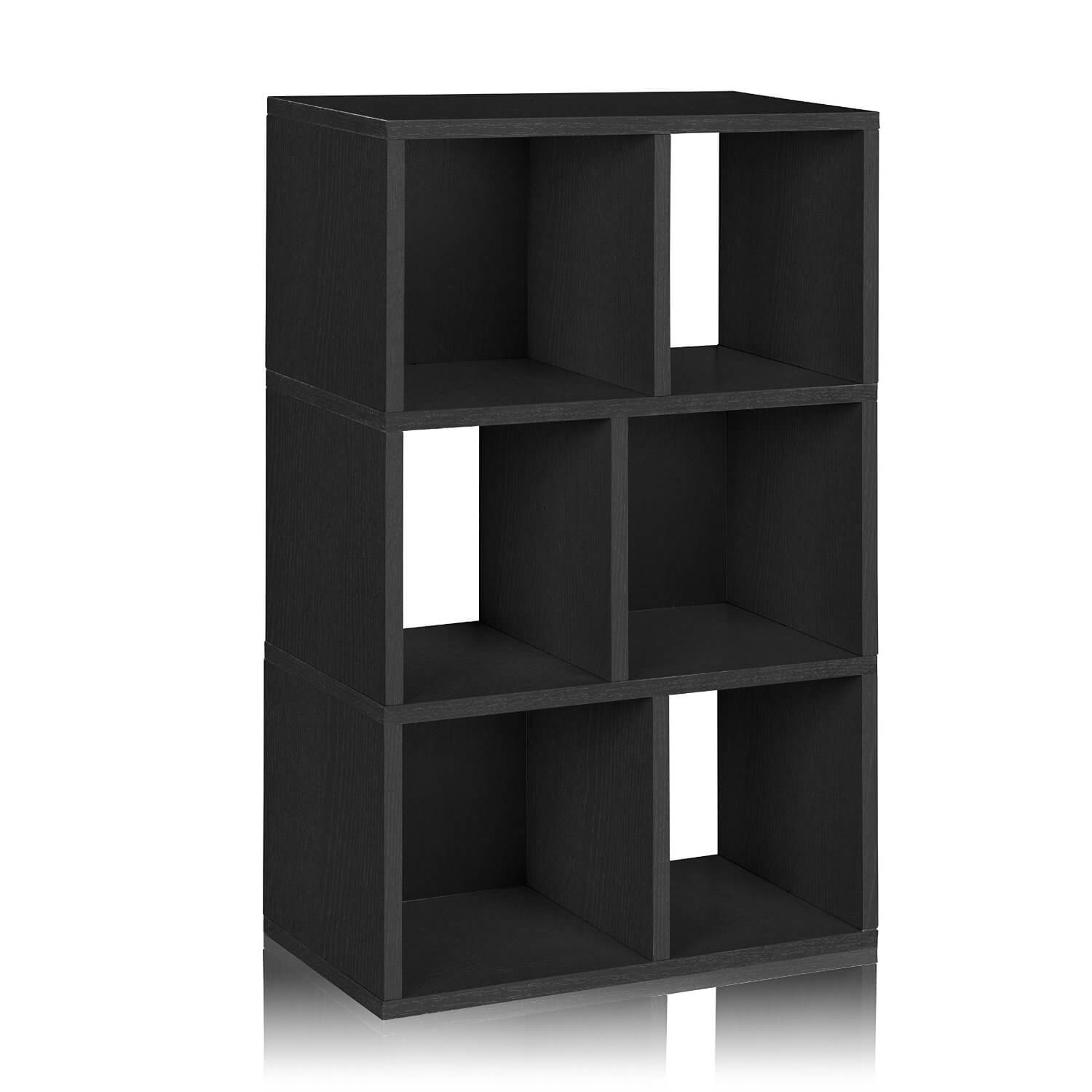 15 6 cube bookcases shelves and storage options