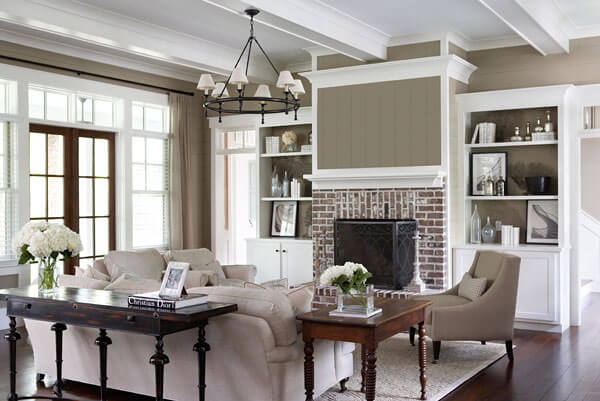 Linda McDougald Design Helps Create Charming Southern Interior Design