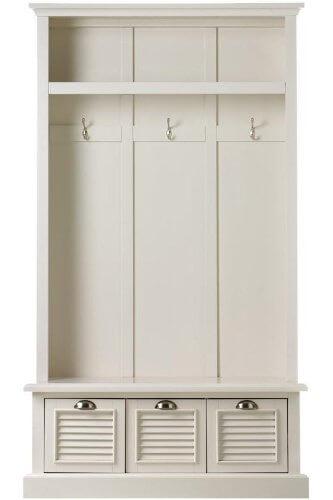 Mudroom Storage Units : Entryway locker kids lockers for home comfy mudroom