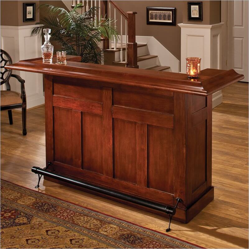 30 top home bar cabinets sets wine bars elegant fun - Bars for the house ...