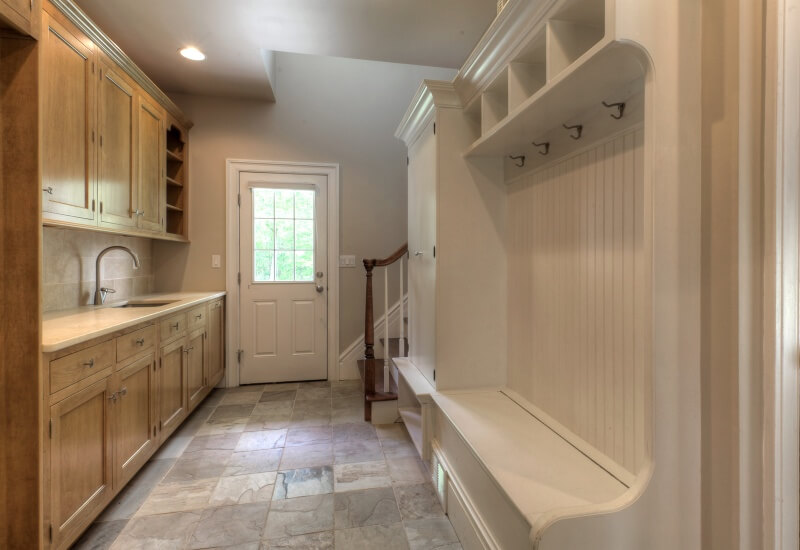 Mudroom Wall Storage Ideas : Incredible mudroom ideas with storage lockers benches