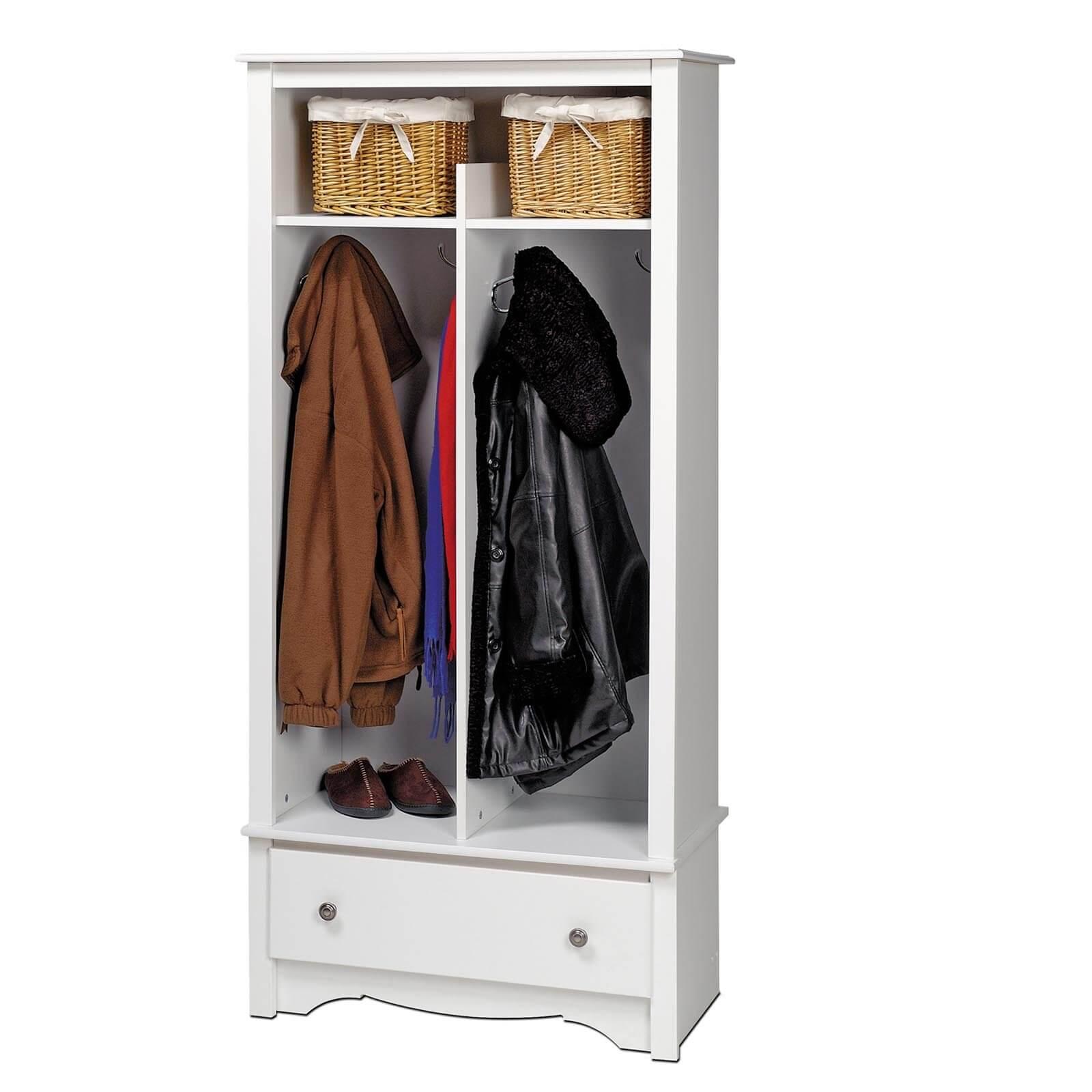 Mudroom Coat Storage : Top mudroom lockers to tidy up storage