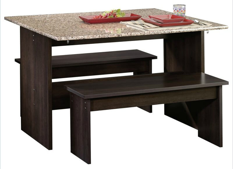 Image Result For Dining Room Set With Bench Seating