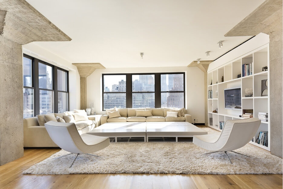 Enjoyable 47 Beautiful Modern Living Room Ideas In Pictures Inspirational Interior Design Netriciaus