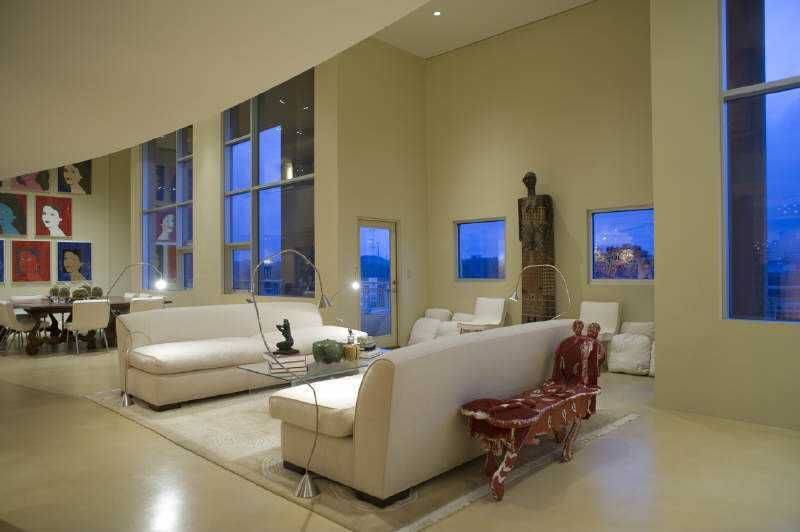 47 beautiful modern living room ideas in pictures for Room design to scale