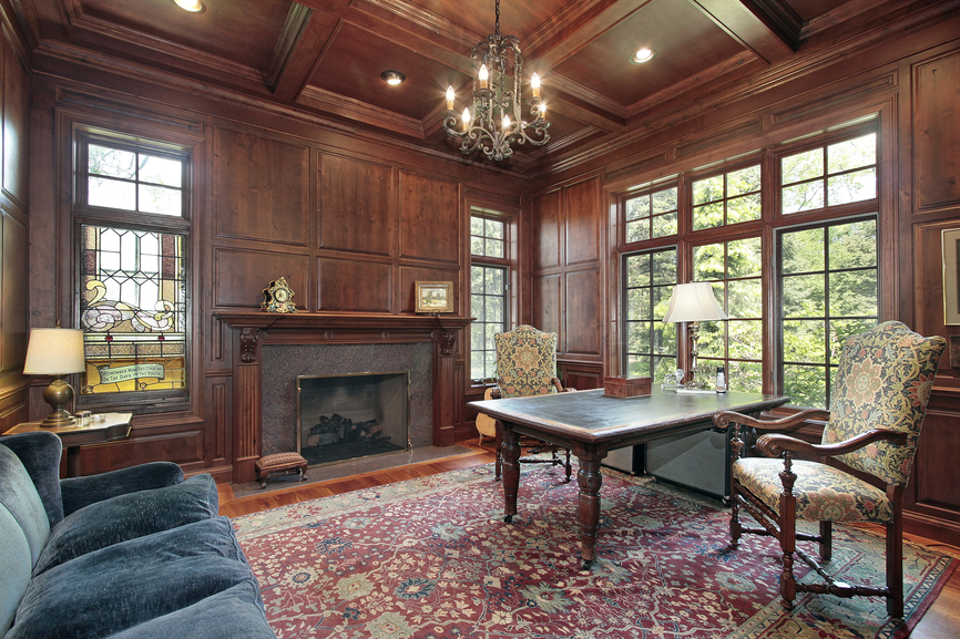 Astounding Wood Paneling Living Room Kaisoca Com Largest Home Design Picture Inspirations Pitcheantrous
