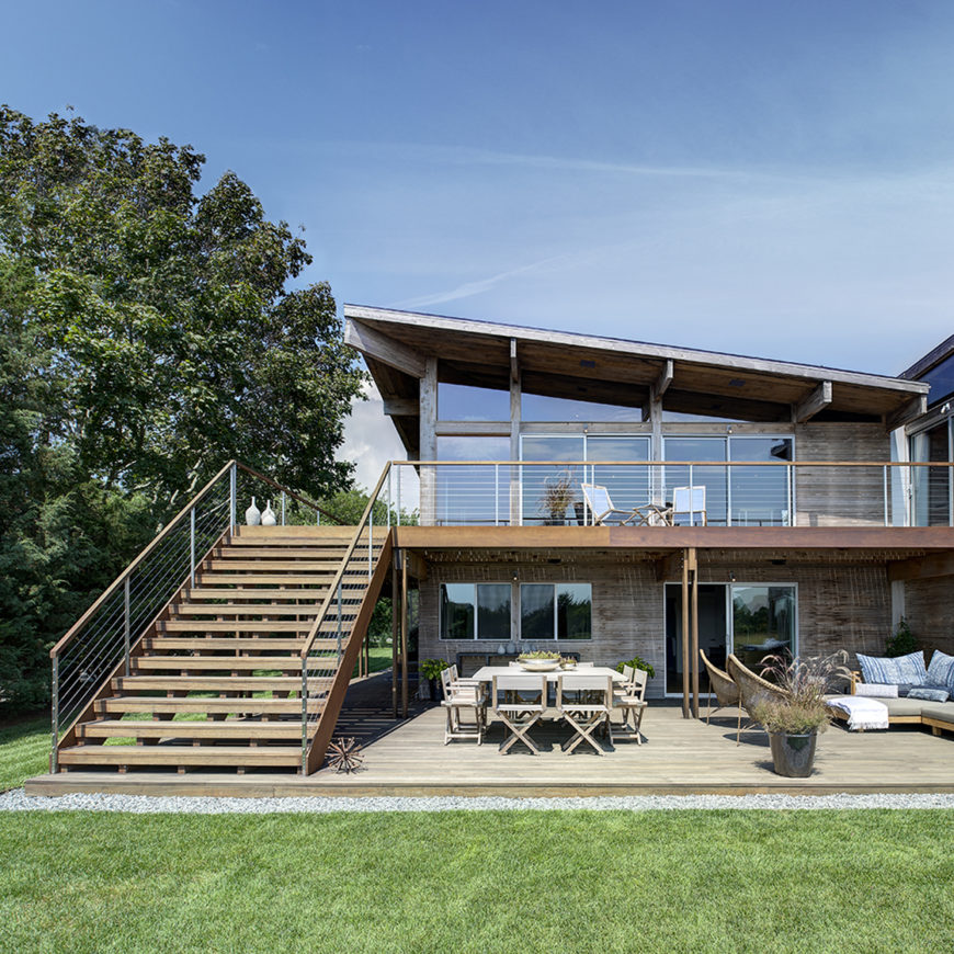 Astounding Bates Masi Architects Transform Kit Home Into Modern Home Largest Home Design Picture Inspirations Pitcheantrous
