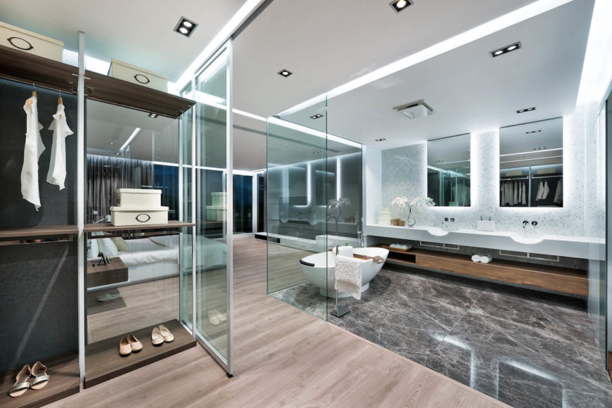 Millimeter Interior Design Creates the Ultimate Luxury Urban Bachelor