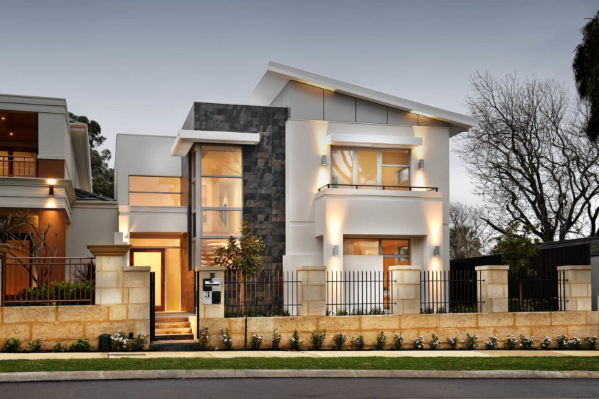 Daniel Lomma Design Creates A Modern Urban Masterpiece Home