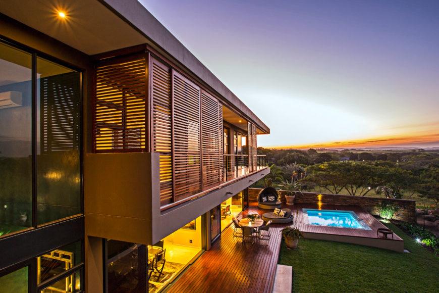 Metropole Architects Design Contemporary Minimalist Safari