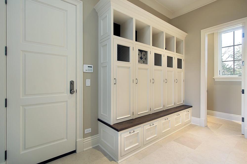 Mudroom Storage Ideas | Decorating and Design Ideas for Interior ...