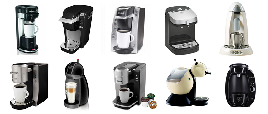 10 top single serve coffe makers under $100