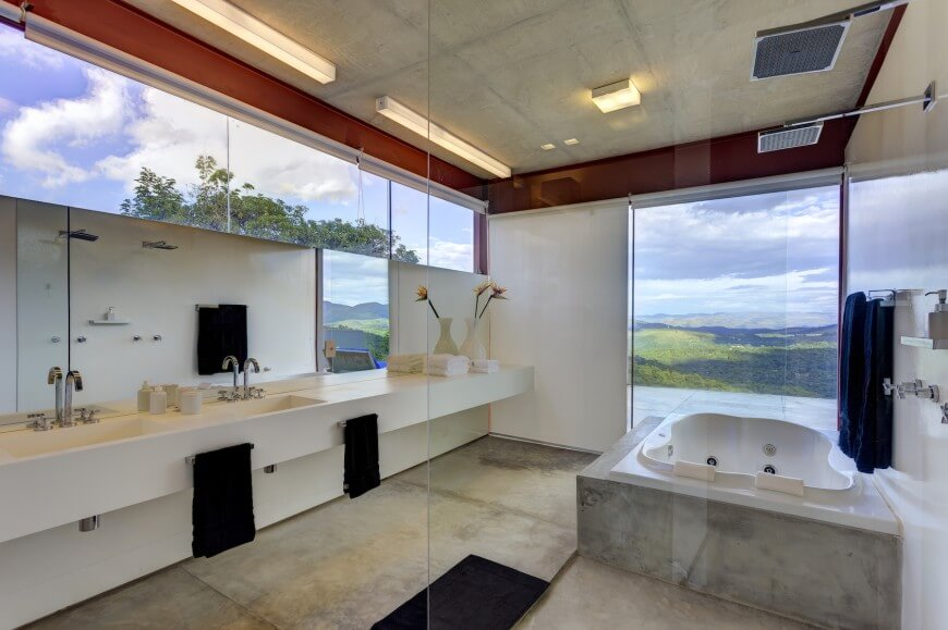 37 Custom Master Bathroom Designs by Top Designers Worldwide