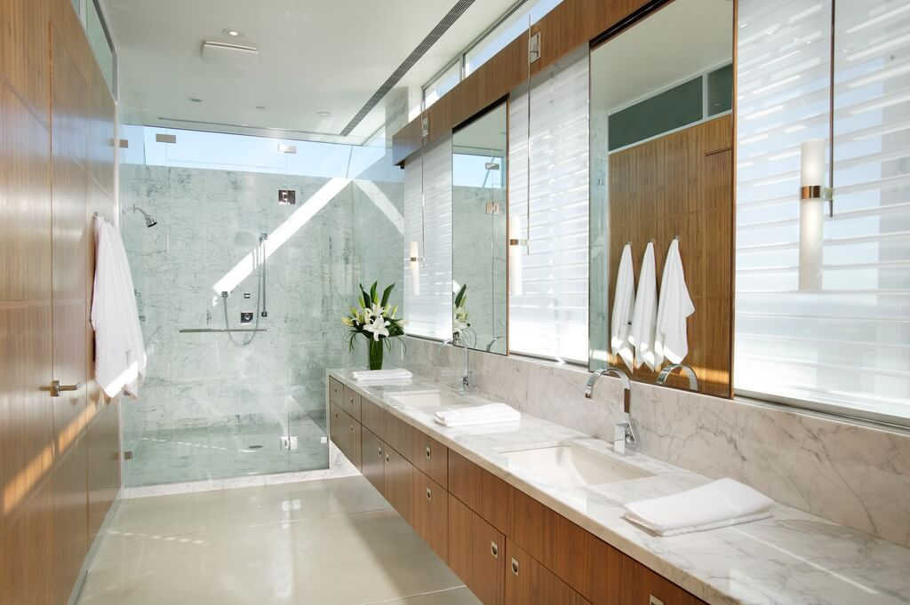 45 Modern Bathroom Interior Design Ideas