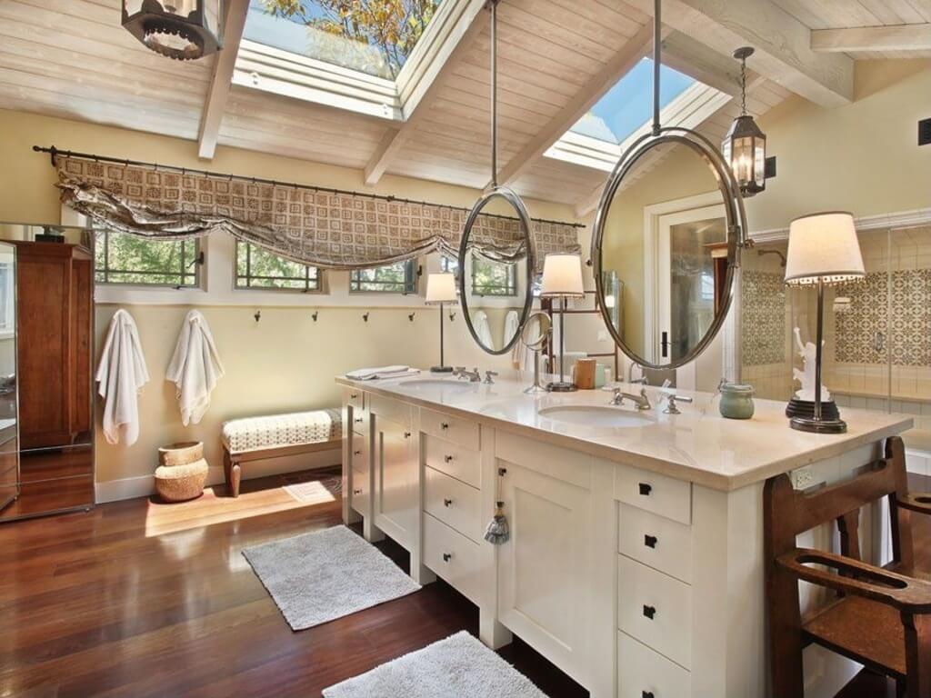 Marvelous 45 Modern Bathroom Interior Design Ideas Largest Home Design Picture Inspirations Pitcheantrous