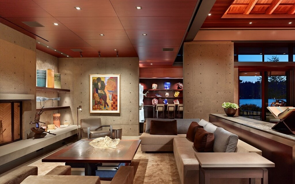 63 beautiful family room interior designs for Family area interior design
