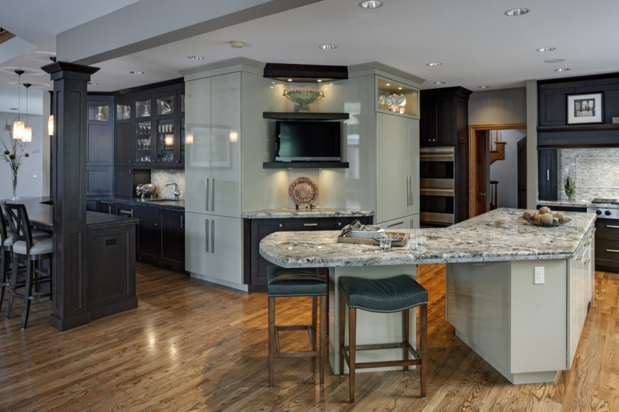 Magnificent Custom Luxury Kitchen Designs by Drury Design