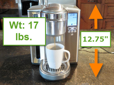 Breville K Cup Coffee Maker Problems : Breville Gourmet Single Serve Coffee Maker Review (BKC700XL)