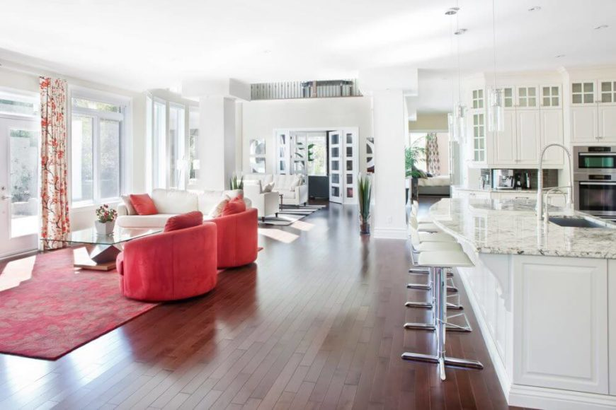 Hudson Residence by Rebecca Mitchell Interiors