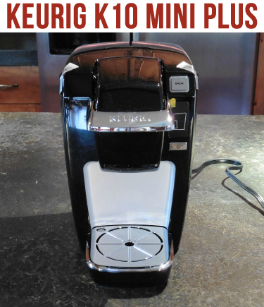 keurig k10 mini plus manual