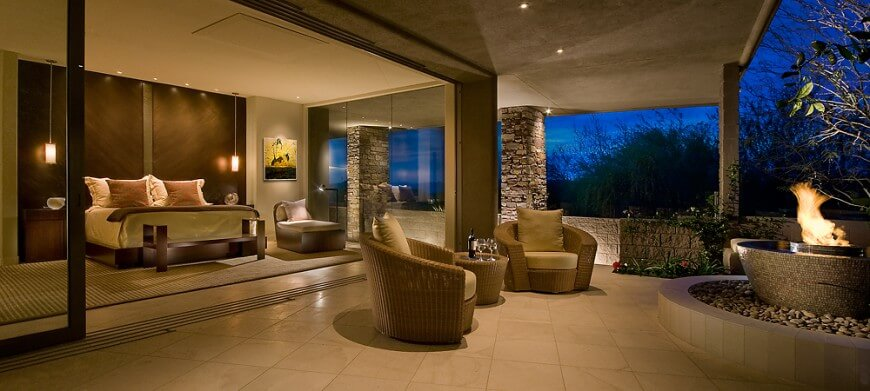 Soft Desert Contemporary Home By Angelica Henry Design