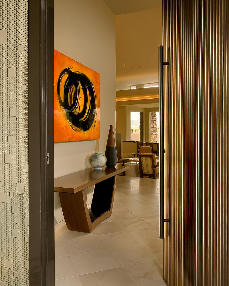 soft desert contemporary home by angelica henry design. Black Bedroom Furniture Sets. Home Design Ideas