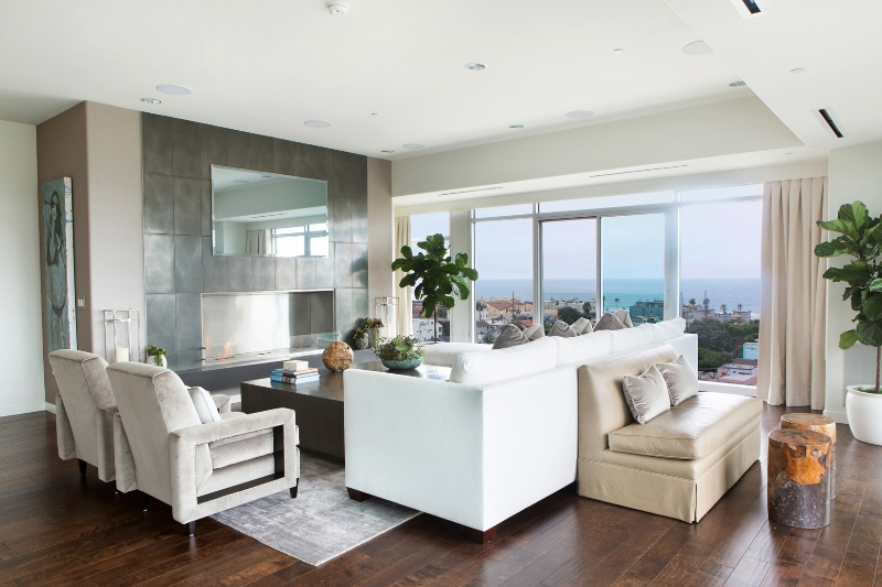 socal contractor creates luxury beach condo with 360 degree views