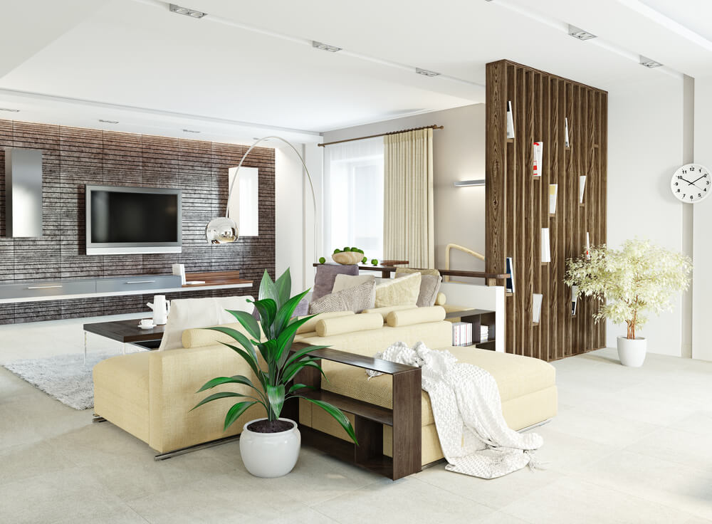 63 Beautiful Family Room Interior Designs : shutterstock190696946 from www.homestratosphere.com size 1000 x 736 jpeg 99kB