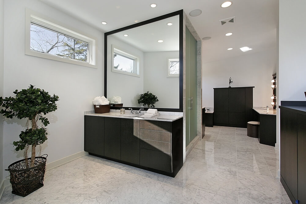 Wonderful 29 Inch White Bathroom Vanity Thin Plan Your Bathroom Design Clean Mosaic Bathrooms Design Reviews Best Bathroom Faucets Young Granite Bathroom Vanity Top Cost BlackLighting Vanity Bathroom 45 Modern Bathroom Interior Design Ideas