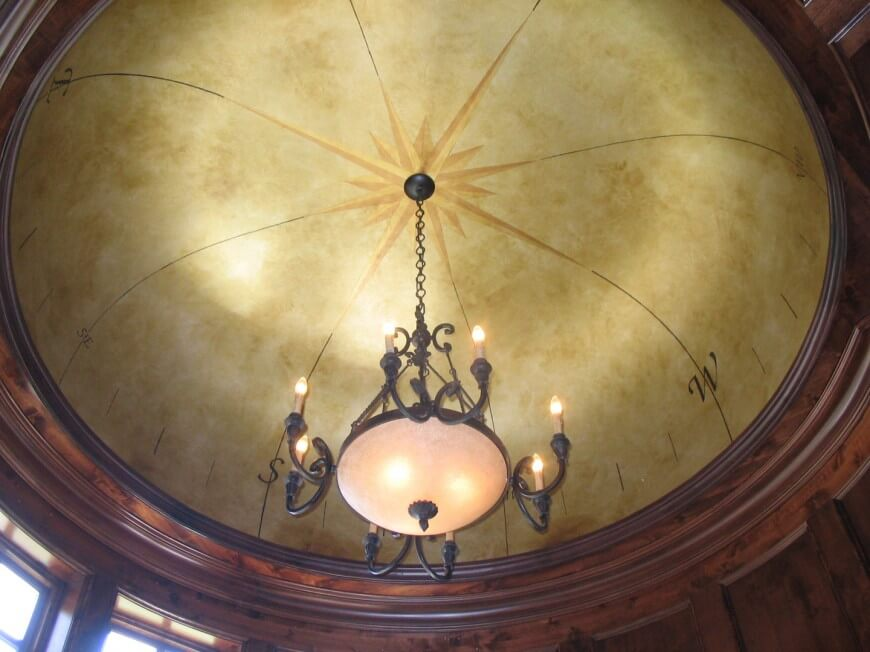 10 Elegant Residential Dome Ceiling Designs by CEILTRIM Inc : 07380c6df1fcbee5bb86902d7eb498ca 870x652 from www.homestratosphere.com size 870 x 652 jpeg 65kB