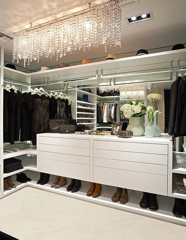 13 ultra luxurious walk in closet designs by lisa adams