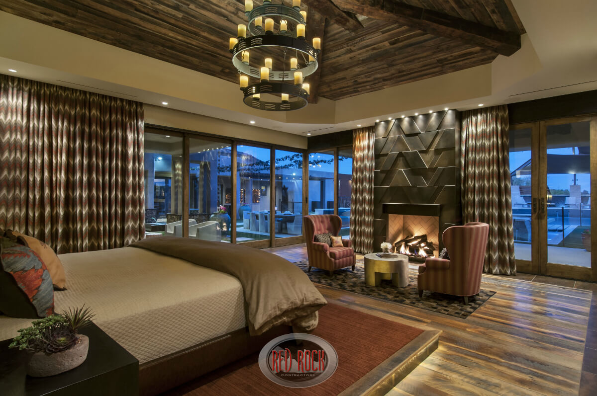 rustic master bedroom 38 gorgeous master bedrooms with hardwood floors 13108