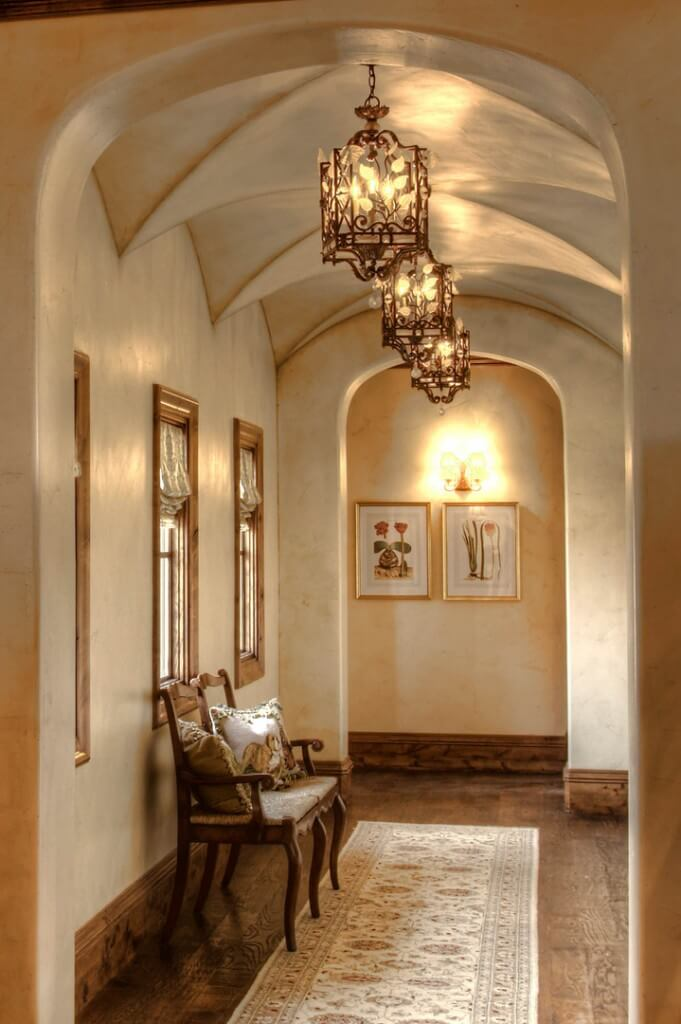11 Amazing Archway Ceiling Designs By CEILTRIM Inc. Master Bedroom With Wardrobe Designs 2014
