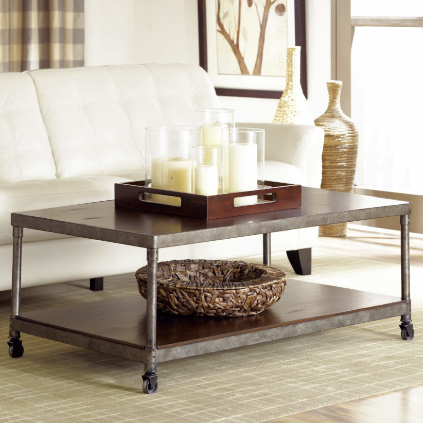 22 Different Types Of Coffee Tables (Ultimate Buying Guide)