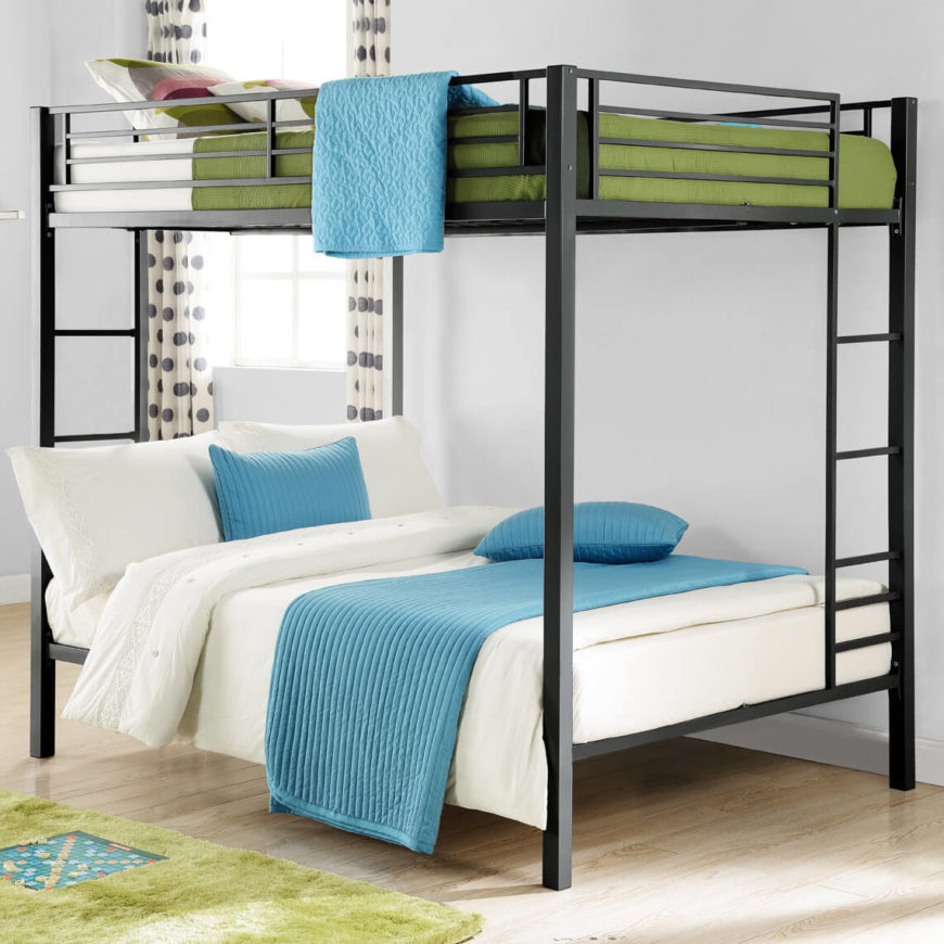 16 different types of bunk beds ultimate bunk buying guide. Black Bedroom Furniture Sets. Home Design Ideas