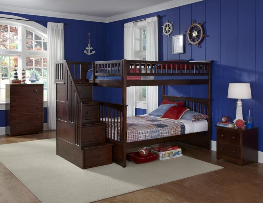 Wood Is The Most Popular Material For Crafting Bunk Beds By Some Distance.  It Offers . Part 59