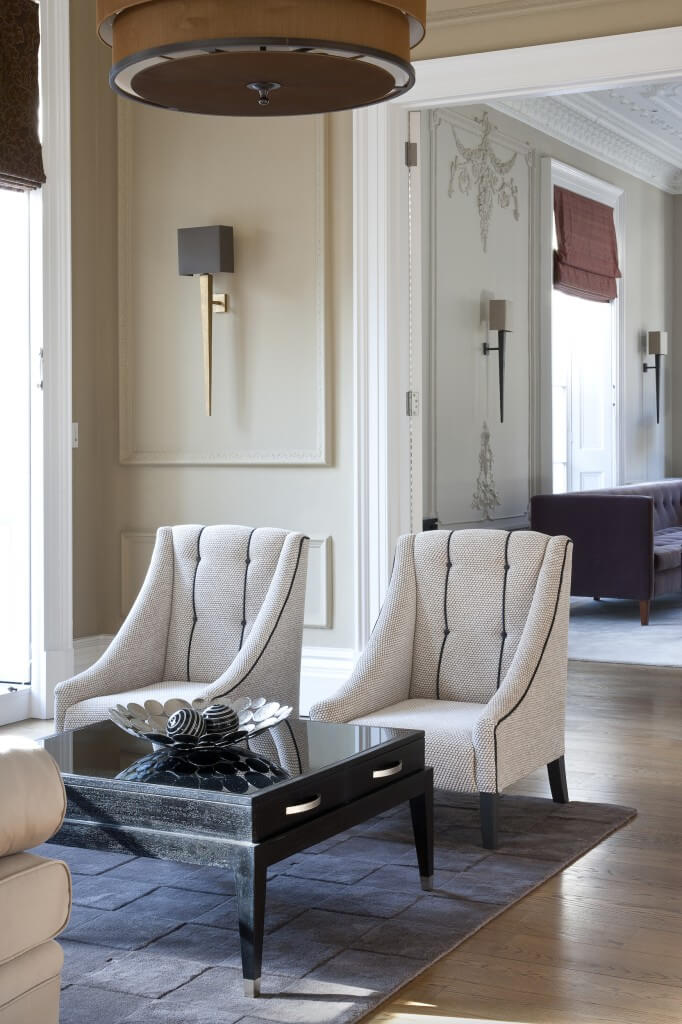 Bespoke Eaton Square Interior By Roselind Wilson Design