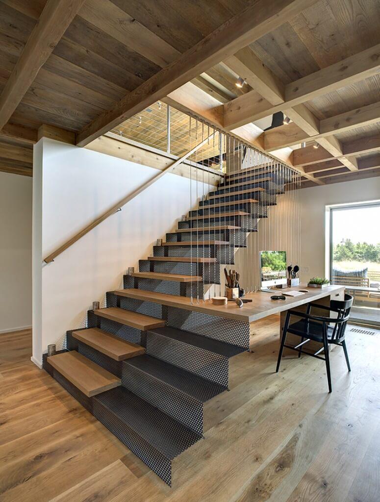 30 incredible home office den design ideas. Black Bedroom Furniture Sets. Home Design Ideas
