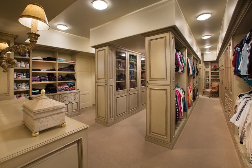 11 Incredible Walk In Wardrobes For Women By Top Designers