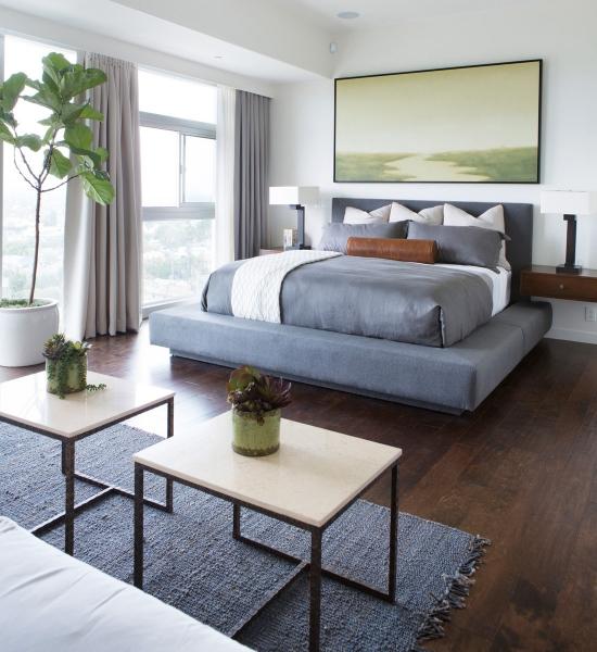 incredible hardwood floor bedroom   33 Incredible Master Bedroom Designs from Top Designers ...