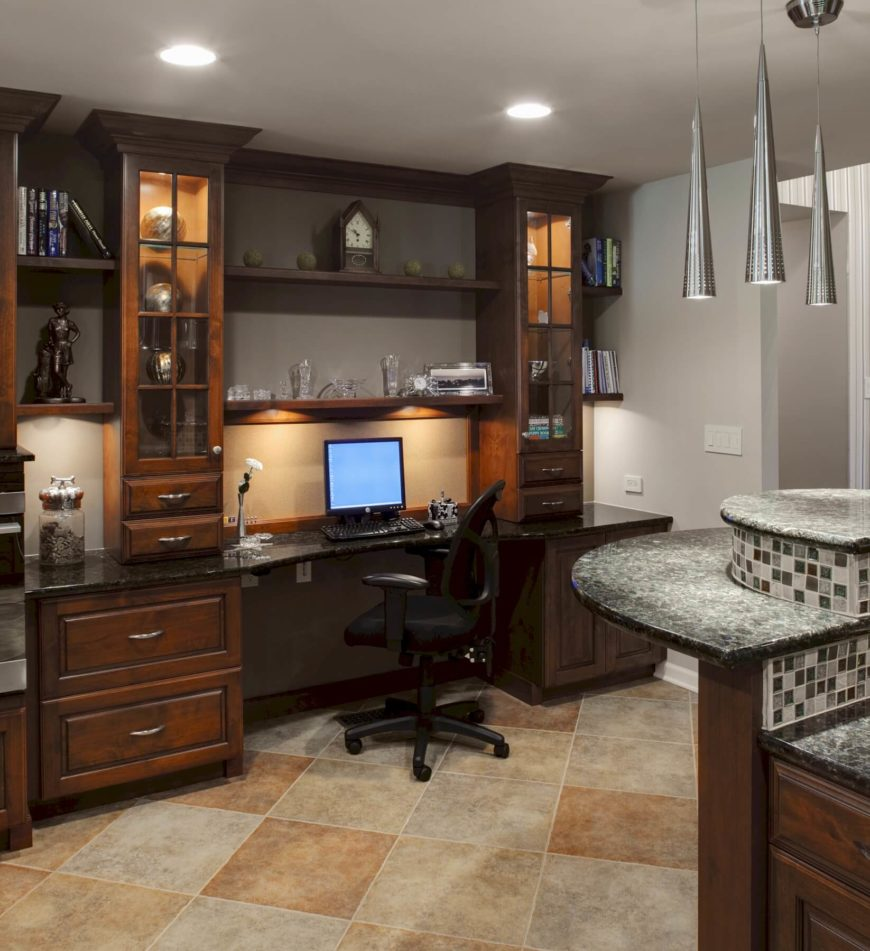 30 Incredible Home Office Den Design Ideas