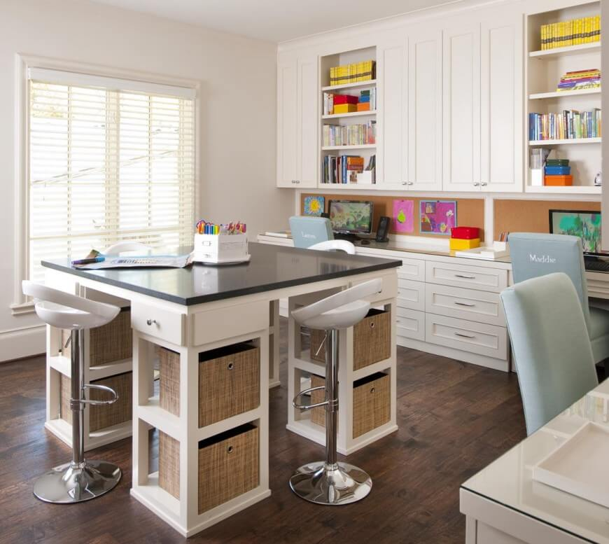 30 Incredible Home Office & Den Design Ideas